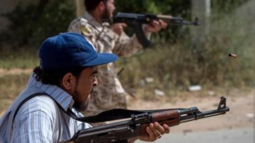رغم قرار وقف إطلاق النار.. ميليشيات حفتر تواصل الهجوم على طرابلس