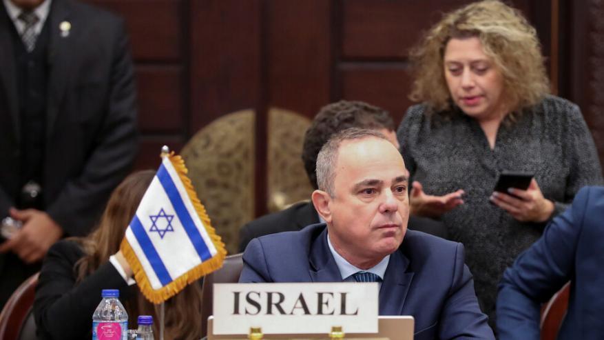 """""""حماس"""" و""""الجهاد"""" ينددان بلقاء وزير إسرائيلي مع  وزراء عرب من دول مطبعة"""