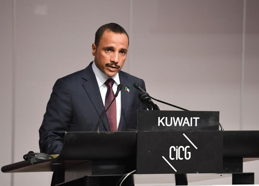 رئيس البرلمان الكويتي يدعو لتحرك دولي للضغط على الاحتلال
