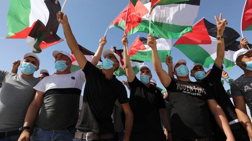 الفصائل بغزة تدعو ليوم غضب شعبي الأربعاء المقبل رفضًا لخطة الضم