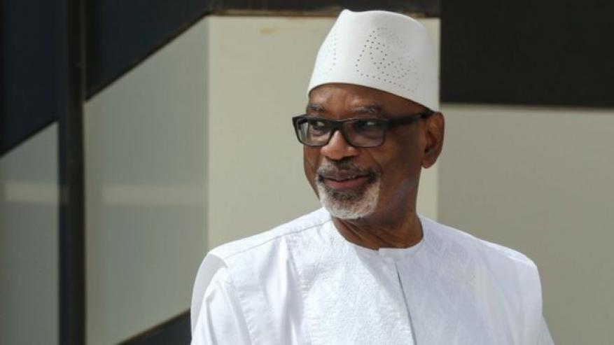 رئيس مالي المعزول يغادر إلى الإمارات لتلقي العلاج
