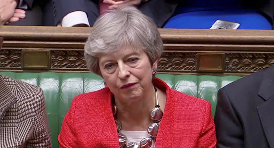 """البرلمان البريطاني يرفض اتفاق """"بريكست"""" للمرة الثانية"""