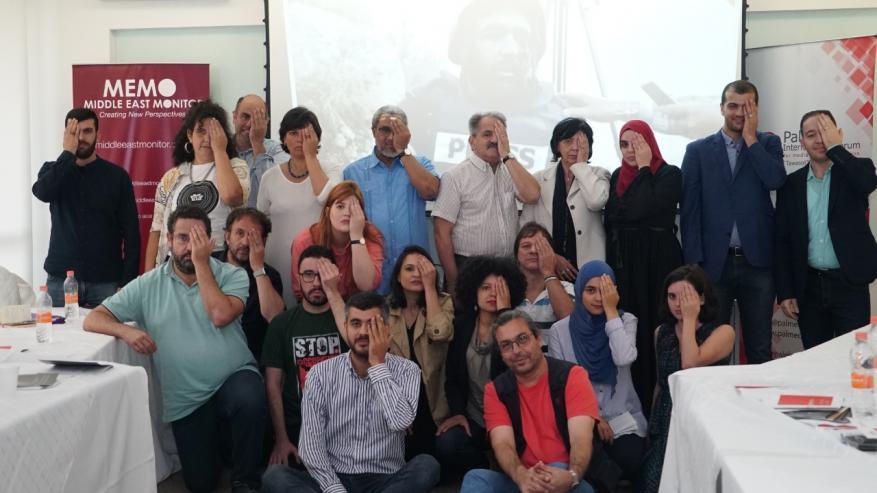 ورشة عمل إعلامية في البرازيل تتناول محاور القضية الفلسطينية وتعاطي الإعلام اللاتيني معها