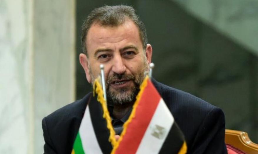 العاروري: مصر وجهت دعوة لقيادة حماس لزيارة القاهرة