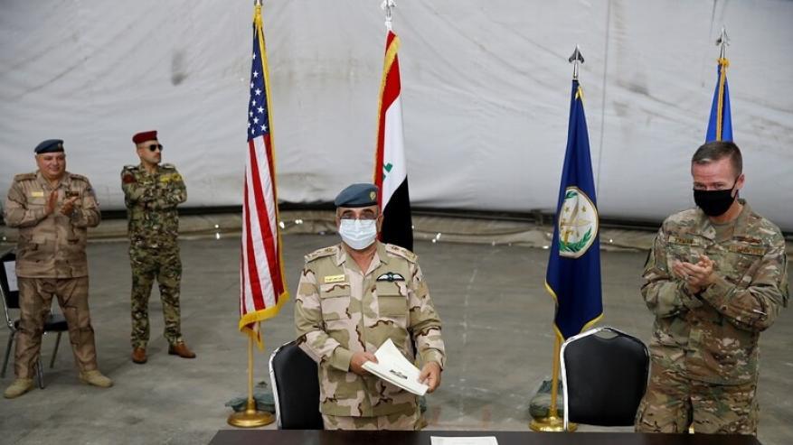 مستشار الأمن القومي العراقي: واشنطن تعهدت بسحب جزء مهم من قواتها من العراق