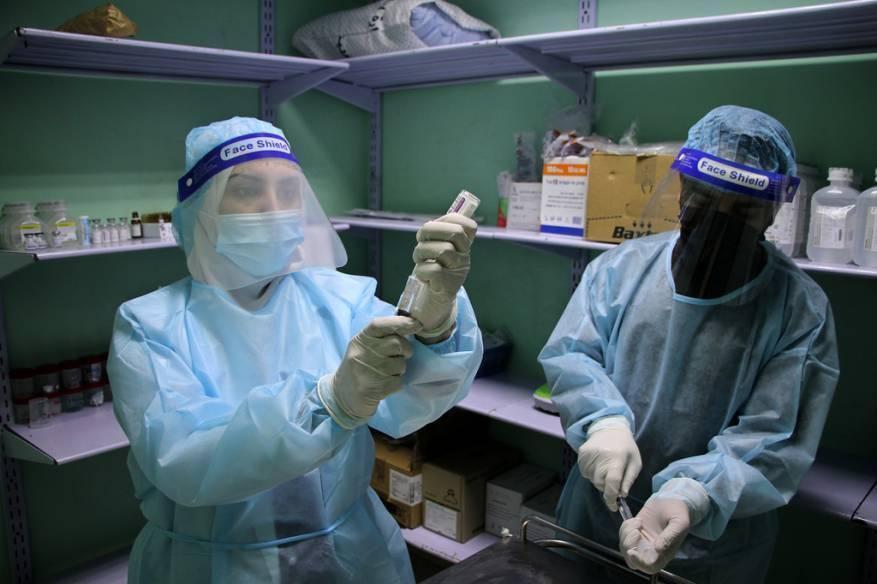 الصحة بغزة: 6 حالات وفاة و212 إصابة جديدة بفيروس كورونا و360 حالة تعافِ