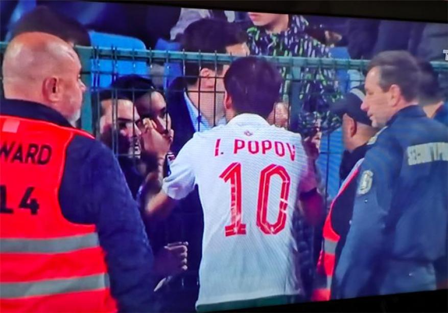 إيقاف مباراة إنجلترا وبلغاريا مرتين بسبب هتافات عنصرية