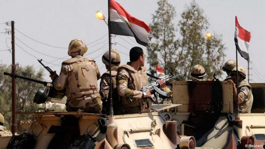 مصر.. مقتل وإصابة 5 عسكريين خلال مداهمات في محافظة شمال سيناء
