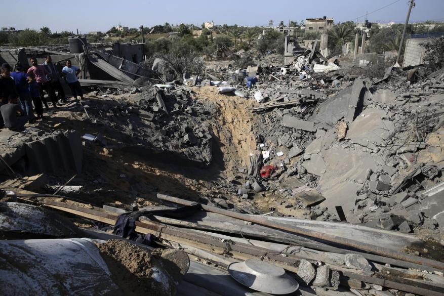 الأشغال بغزة: خسائر العدوان الأخير بلغت 3.1 مليون دولار