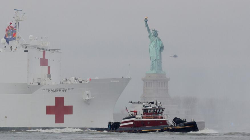 الولايات المتحدة تتخطى عتبة الـ5 ملايين إصابة بفيروس كورونا