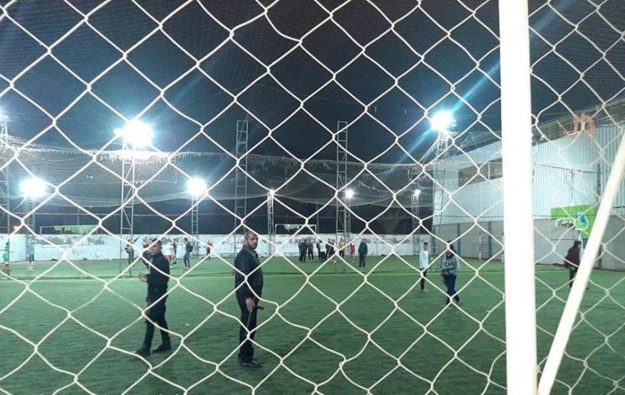 """الشرطة: إغلاق ناديين رياضيين بغزة لمخالفتهما خطة طوارئ """"كورونا"""""""