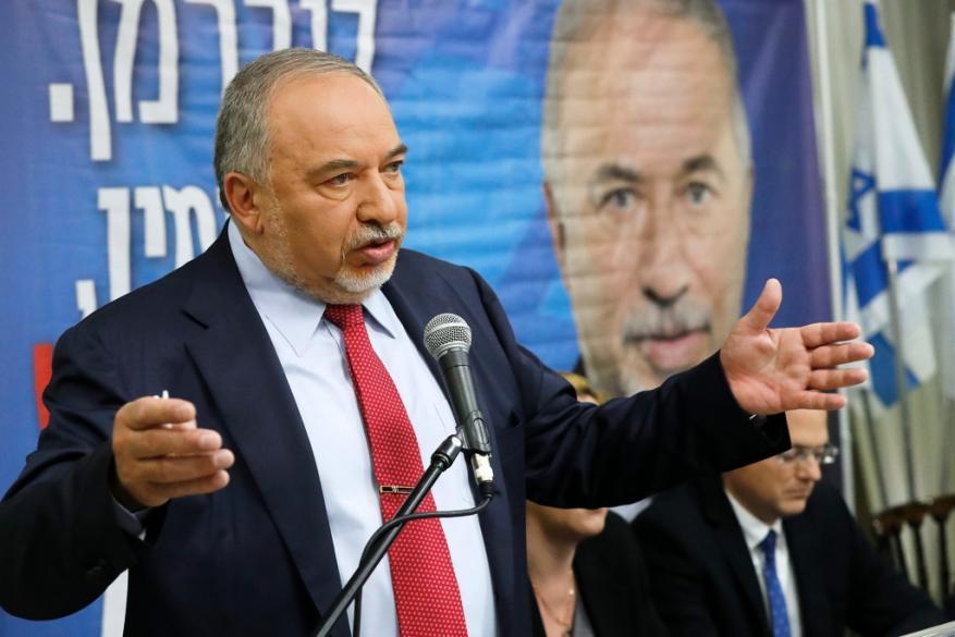 استطلاع: ليبرمان لا يزال مفتاح تشكيل الائتلاف الحكومي الإسرائيلي