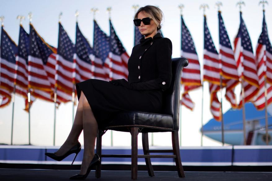 """ميلانيا """"تعد الدقائق"""" لتطليق ترامب وقد تحصل على 50 مليون دولار"""