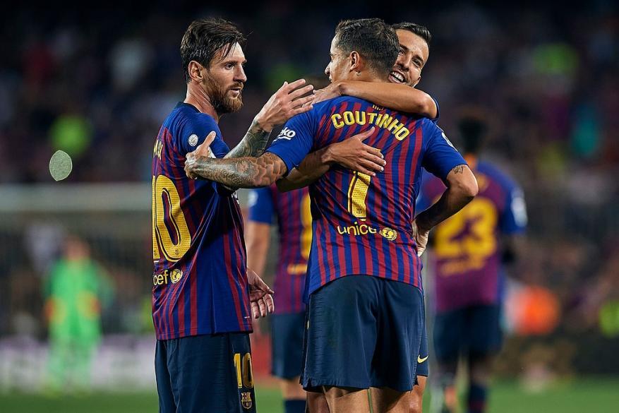 ميسي ورفاقه يتحدثون عن مستقبل ريال مدريد بعد رونالدو
