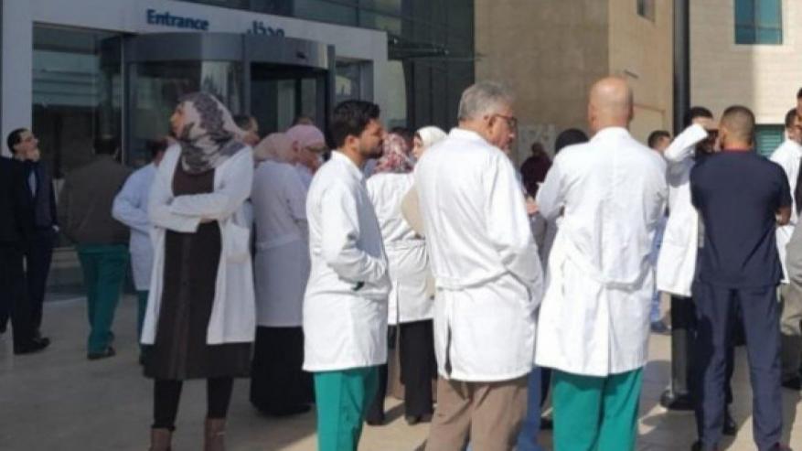 تشكيل لجنة تحقيق عقب الاعتداء على طبيب في بيت لحم