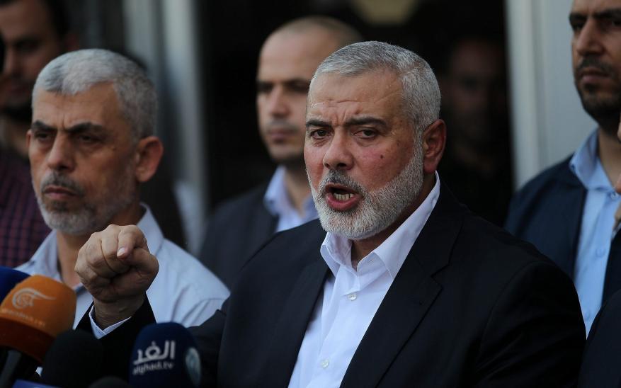 هنية يدعو لتفعيل المقاومة ويحذر من جرائم الاحتلال بالأقصى