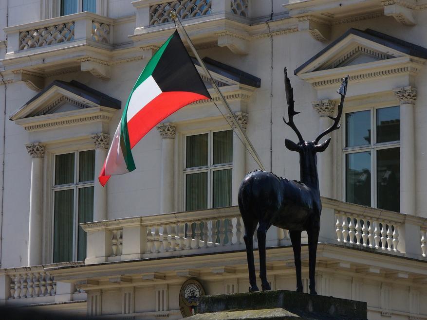 الكويت: لا عودة لعمل سفارتنا في دمشق إلا بقرار من الجامعة العربية
