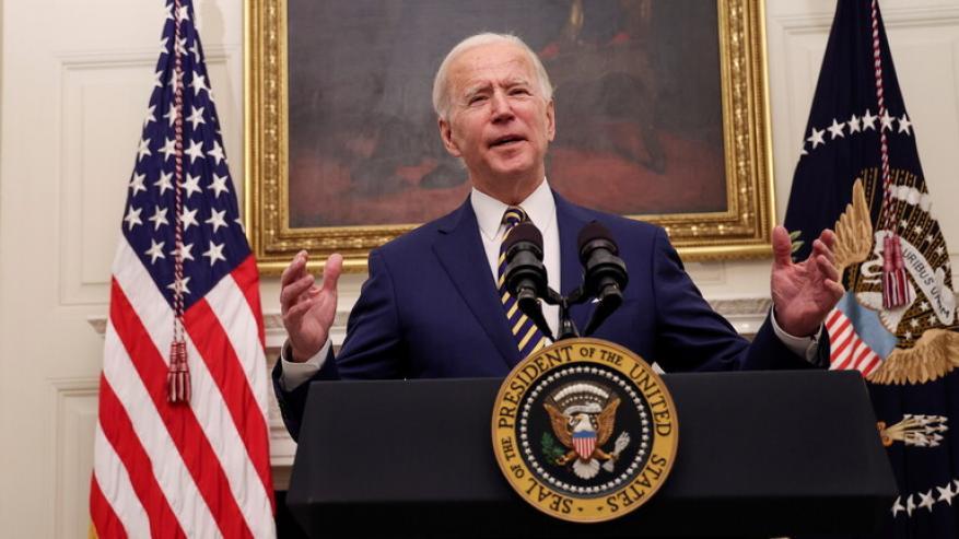 بايدن: الأزمة الاقتصادية في الولايات المتحدة تتفاقم