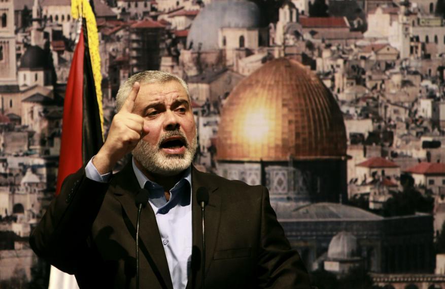 هنية: لن نسمح بتمرير مخططات الاحتلال بالقدس ولو على رقابنا ودمنا