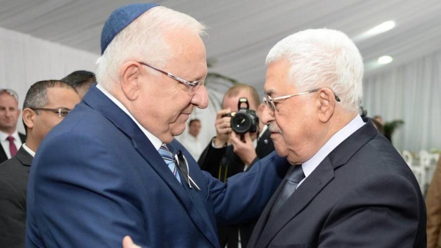 ريفلين يهنئ عباس بحلول شهر رمضان
