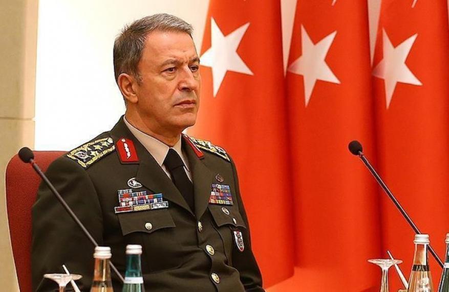 أكار: القوات التركية استكملت استعداداتها للذهاب لأذربيجان