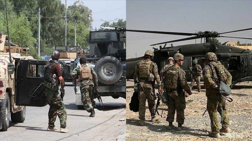 أفغانستان.. 9592 جنديا من 36 دولة مازالوا يخدمون
