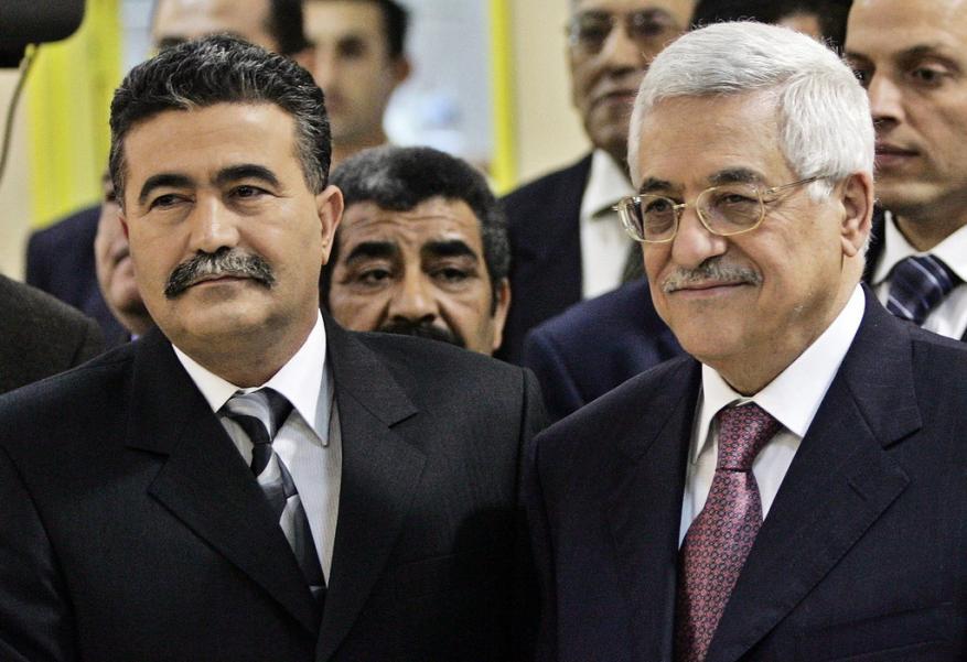 بيرتس: عباس الشريك الفلسطيني الوحيد وأُفضّل التعامل معه