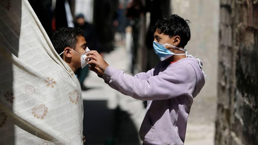 الصحة بغزة: 190 إصابة جديدة بفيروس كورونا و412 حالة تعافِ