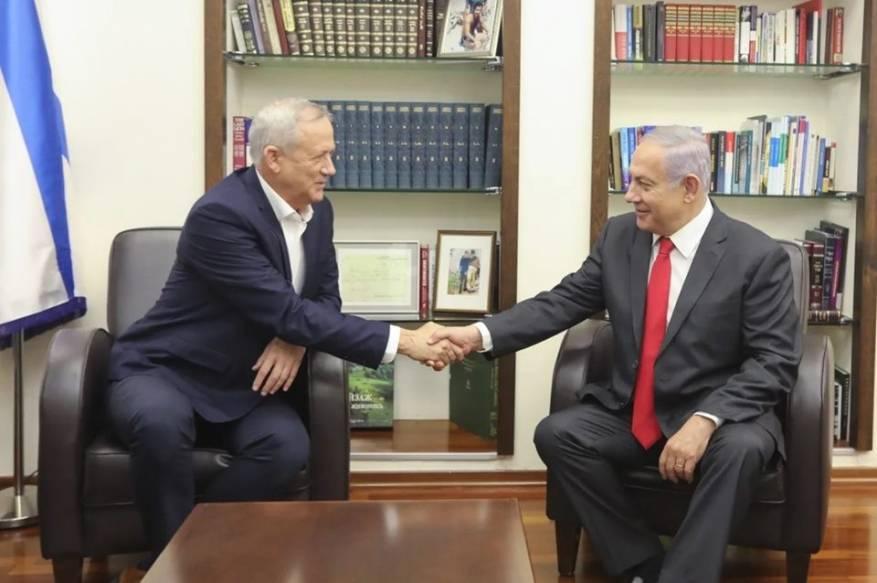 في محاولة أخيرة.. نتنياهو يلتقي غانتس لتشكيل الحكومة جديدة