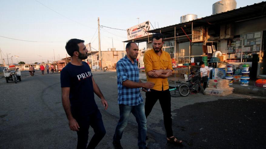 إغلاق مخيم للاجئين السوريين في العراق بسبب كورونا