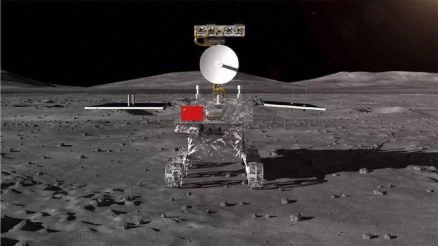 الولايات المتحدة مستاءة من المسبار الصيني على القمر