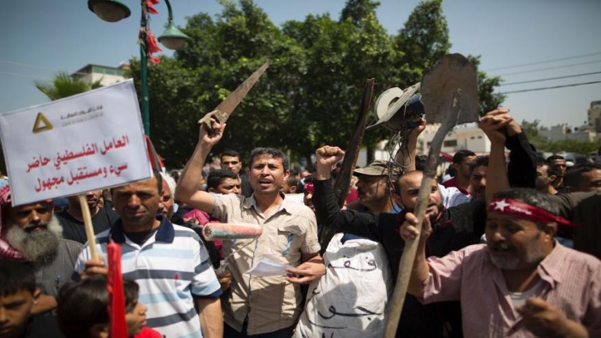 في الأول من أيار.. 344 ألف عاطل عن العمل في فلسطين