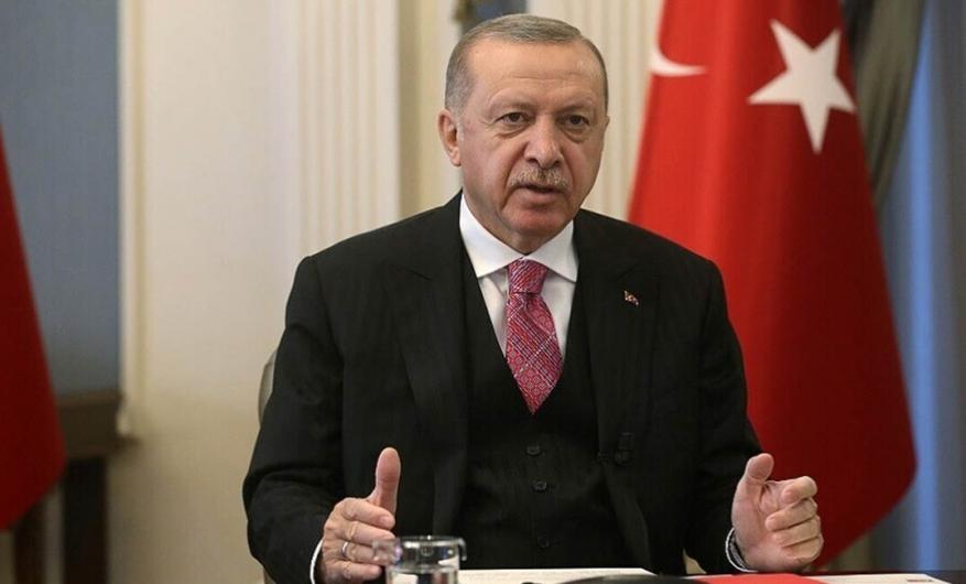 """أردوغان يدعو لتعاون دولي يستأصل """"بي كا كا"""" أسوة بـ""""داعش"""""""