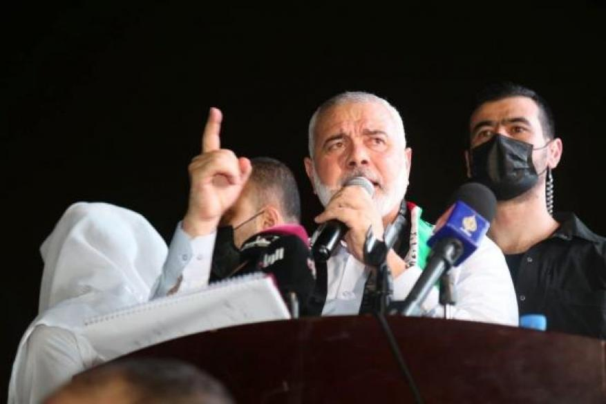 هنية: القدس عنوان الصراع والمقاومة ذخر استراتيجي لفلسطين