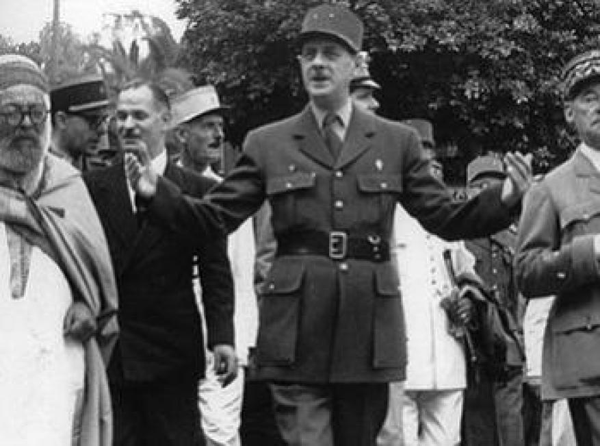 الاستشراق واحتلال الجزائر
