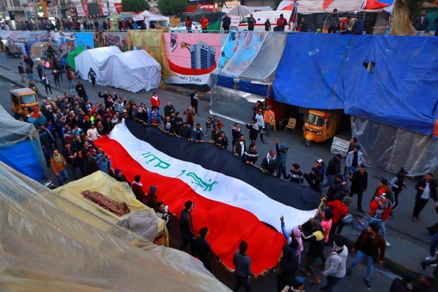العراق: مقتل 6 متظاهرين على يد أنصار الصدر في النجف