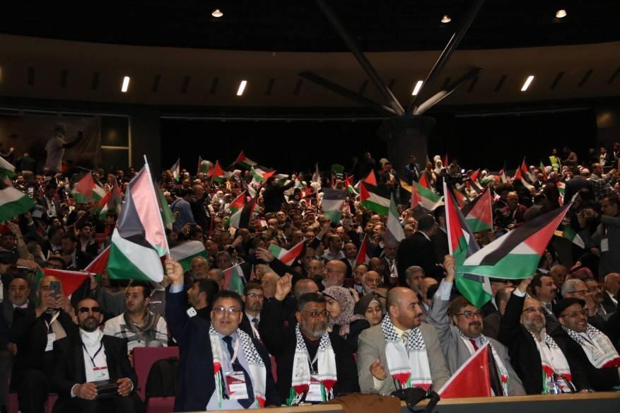 اجتماع موسع لفلسطينيي الخارج لبحث انتخابات المجلس الوطني