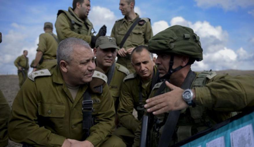 أيزنكوت: يجب دعم السلطة الفلسطينية بالضفة وأجهزتها الأمنية