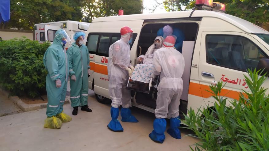 الصحة بغزة: وفاتان و66 إصابة بكورونا خلال 24 ساعة