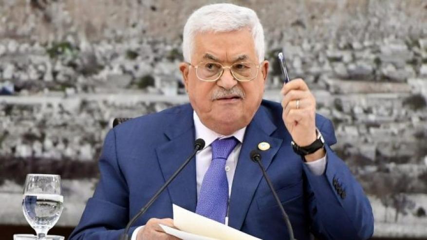 عباس يمدد حالة الطوارئ لثلاثين يوما تبدأ من اليوم