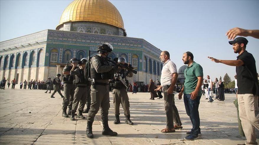حماس: مخطط اقتحام المسجد الأقصى يوم عيد الأضحى قد يفجر الأوضاع