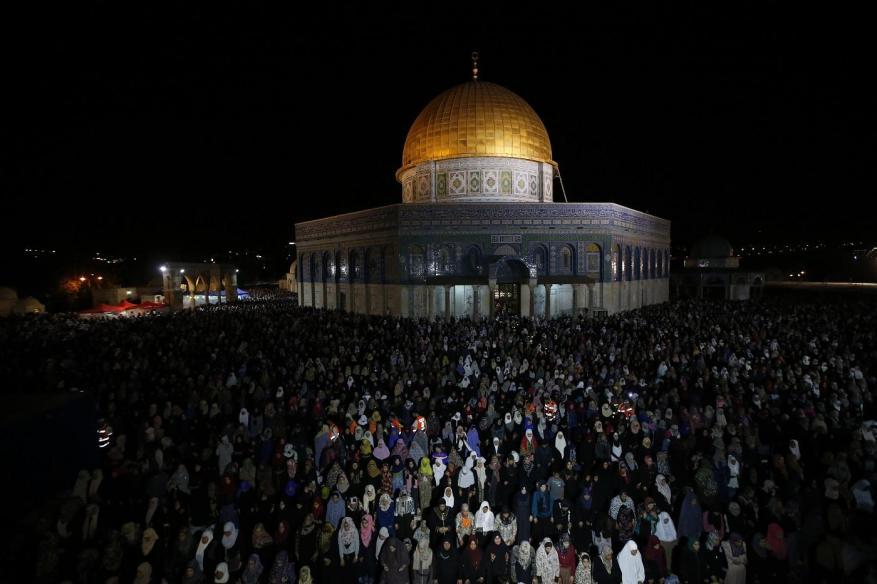 """""""ليكن يوما لإشعال الانتفاضة"""".. فصائل المقاومة تدعو لشد الرحال للأقصى في 28 رمضان"""
