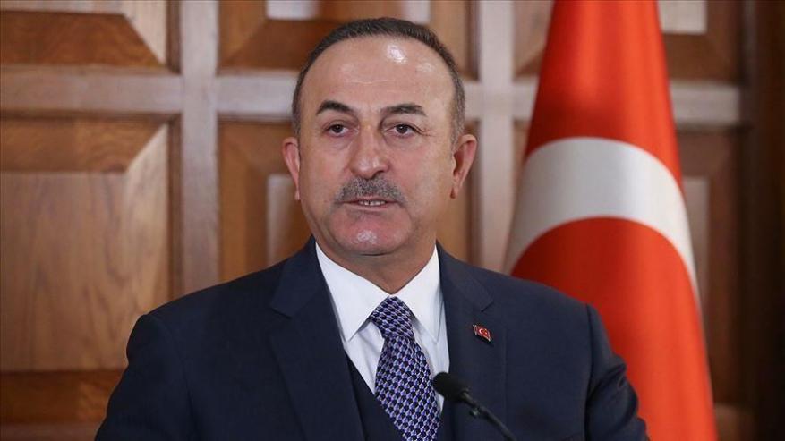 وزير الخارجية التركي: عدم توقيع حفتر على وقف اطلاق النار يظهر من يريد دق أبواب الحرب