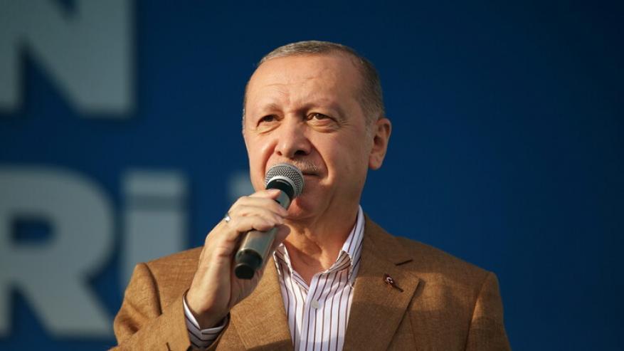 أردوغان: لا تشتروا المنتجات الفرنسية أبدا