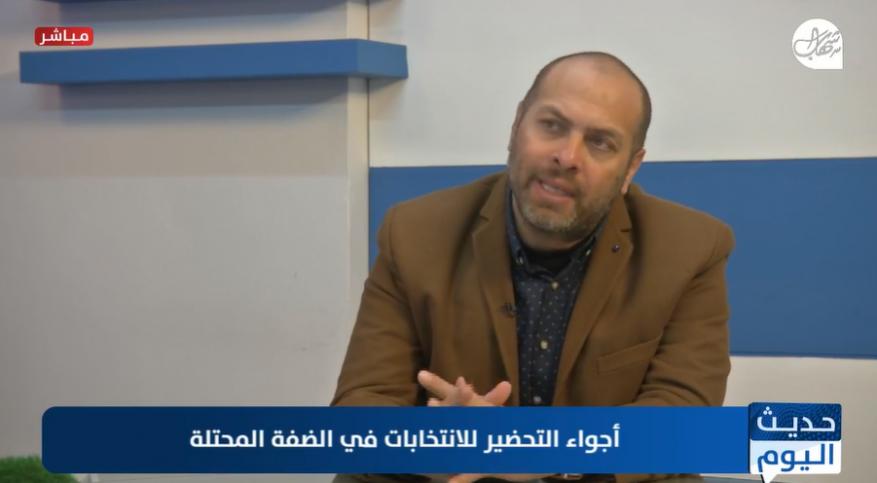 """""""مرسوم الحريات استعراضي"""".. محلل سياسي لشهاب: سلوك السلطة بالضفة يتنافى مع المراسيم"""