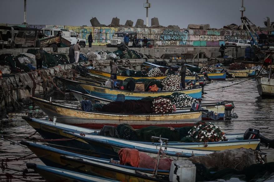 الاحتلال يقرر إغلاق بحر غزة بشكل كامل