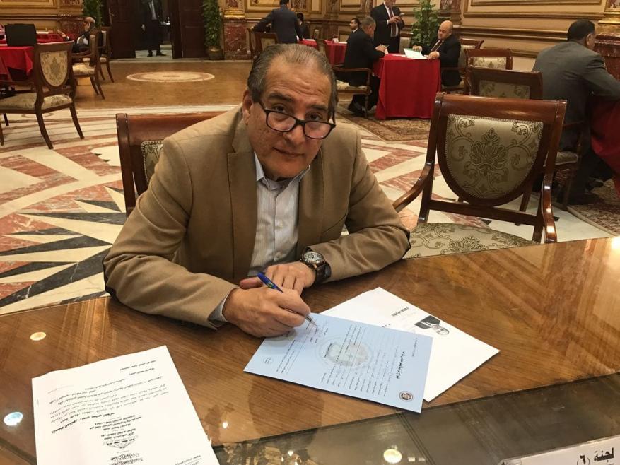 وفاة برلماني مصري خلال زفاف ابنته