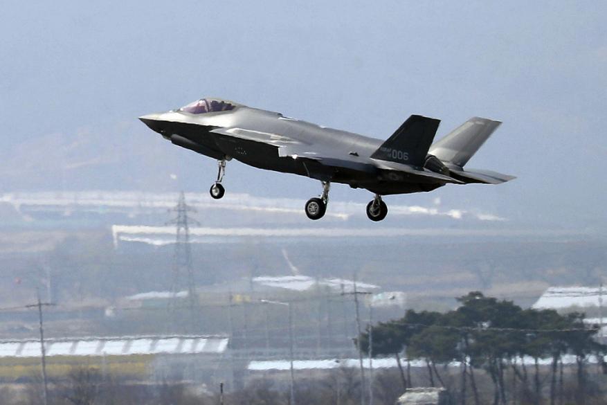 أنقرة تندد بقرار واشنطن إخراجها من برنامج مقاتلات أف35