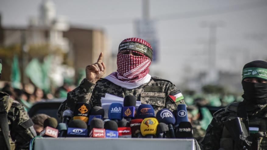 أبو عبيدة: نتابع ما يجري في القدس ونحذر من مغبة المساس بالأقصى