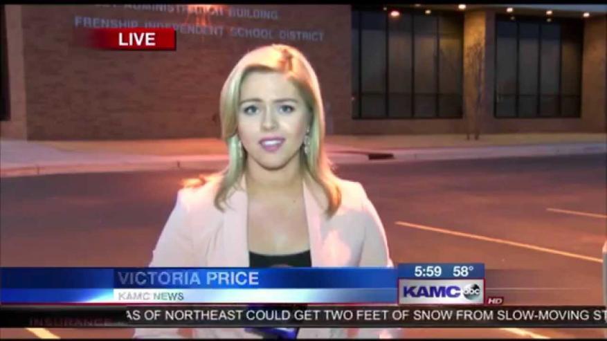 فيديو.. مشاهدة تنقذ حياة مراسلة تلفزيونية بعد ملاحظتها لورم في رقبتها